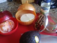 Prep for Guacamole - How to Safely Work with Avocados